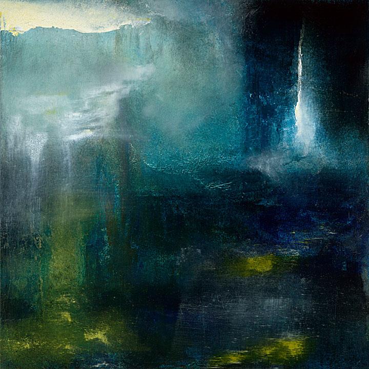 Dreaming, Contemporary Art Print, Sargam Griffin