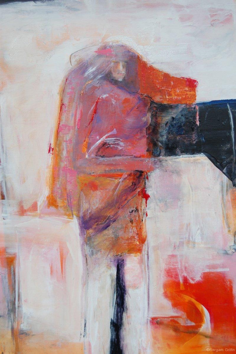 Under Cover, Sargam Griffin, Contemporary ArtWork