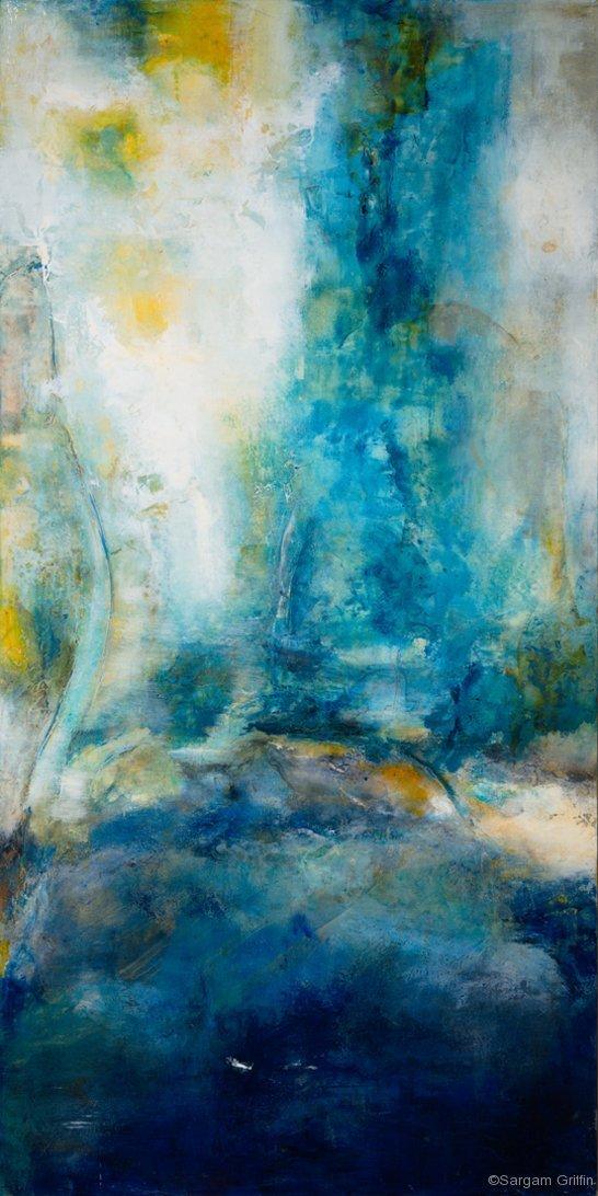 Liquid Desire, Sargam Griffin Contemporary Art