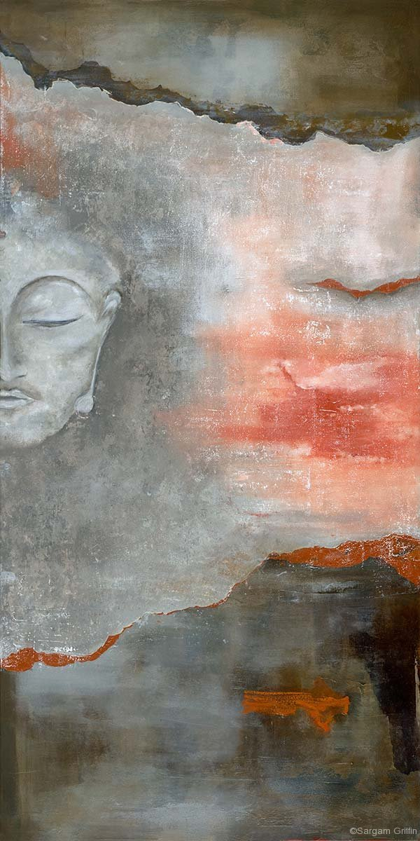 Maitreya Buddha, Sargam Griffin Contemporary Art