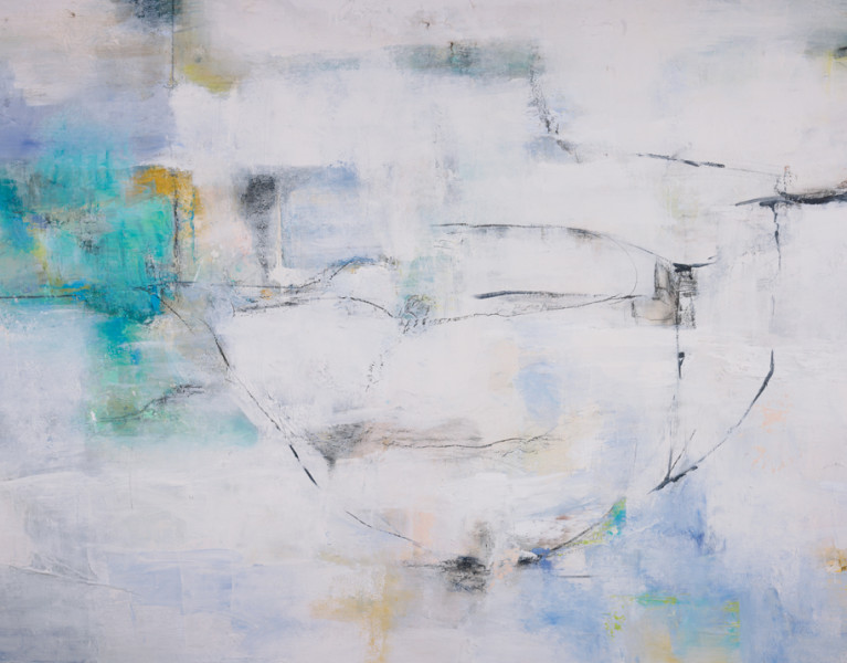 Effortless, Sargam Griffin, Contemporary Art