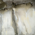 Silver Grey II, Contemporary Art Print, Sargam Griffin