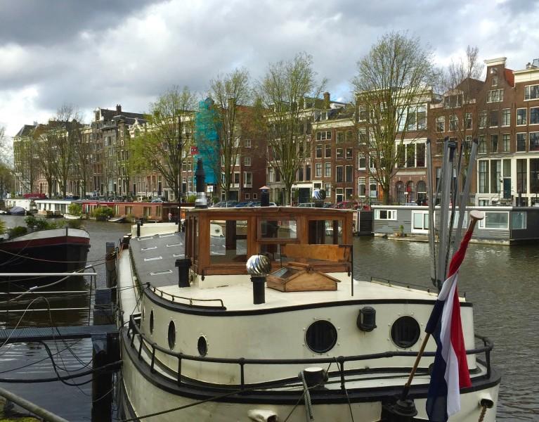 Amsterdam Canal, Sargam Griffin