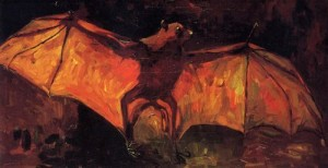 Flying fox by Van Gogh