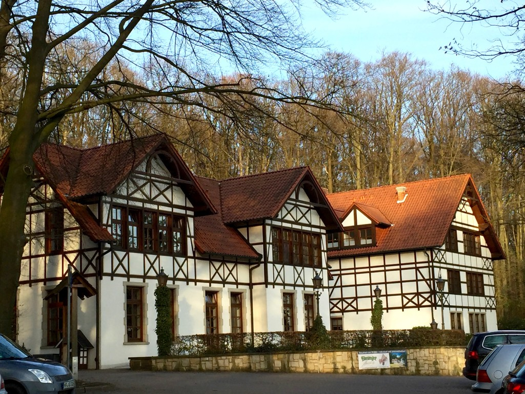 Hotel Waldkater, Rinteln Germany